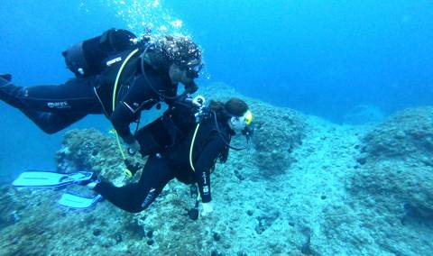 foto de Discover scuba diving at Costa Brava